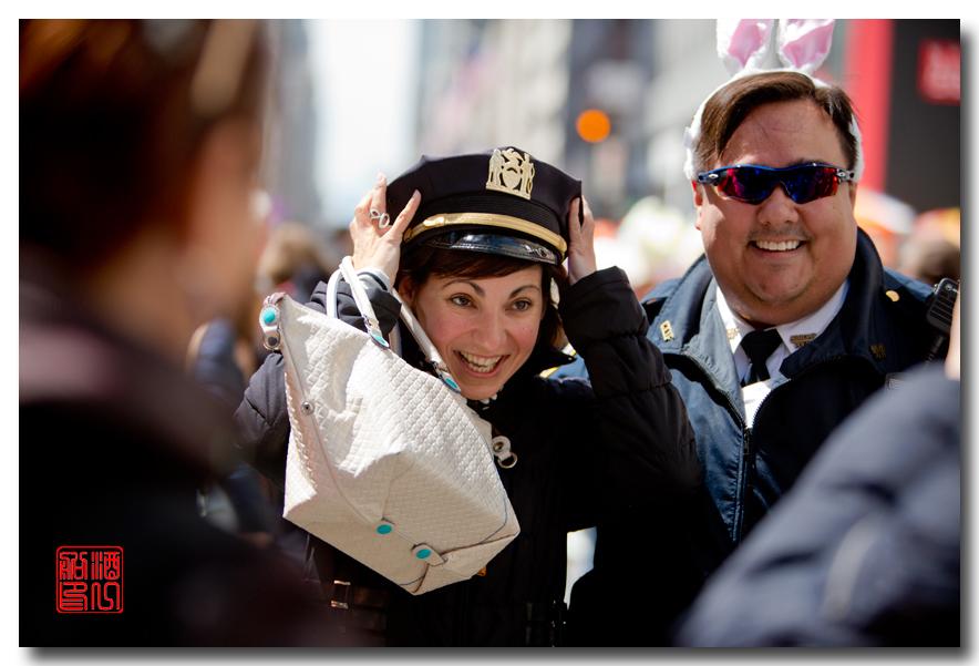 《酒一船》:纽约复活节的甜蜜微笑_图1-12