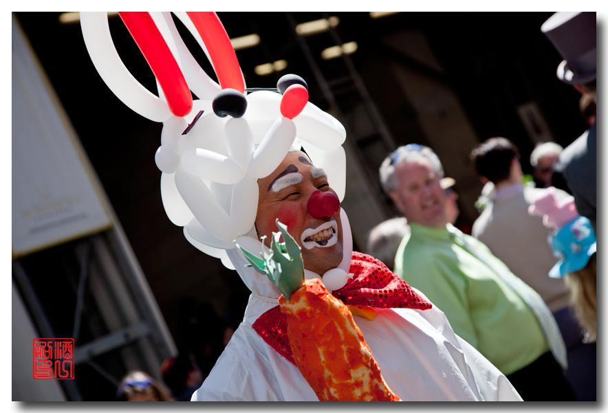 《酒一船》:纽约复活节的甜蜜微笑_图1-13