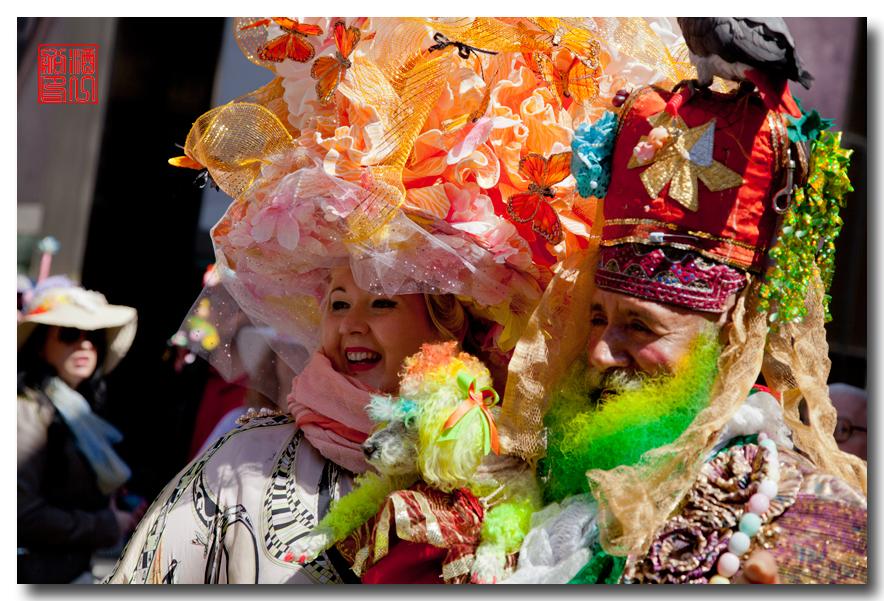 《酒一船》:纽约复活节的甜蜜微笑_图1-20