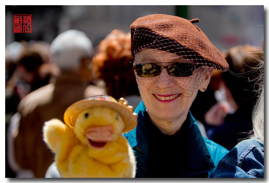 《酒一船》:纽约复活节的甜蜜微笑_图1-25