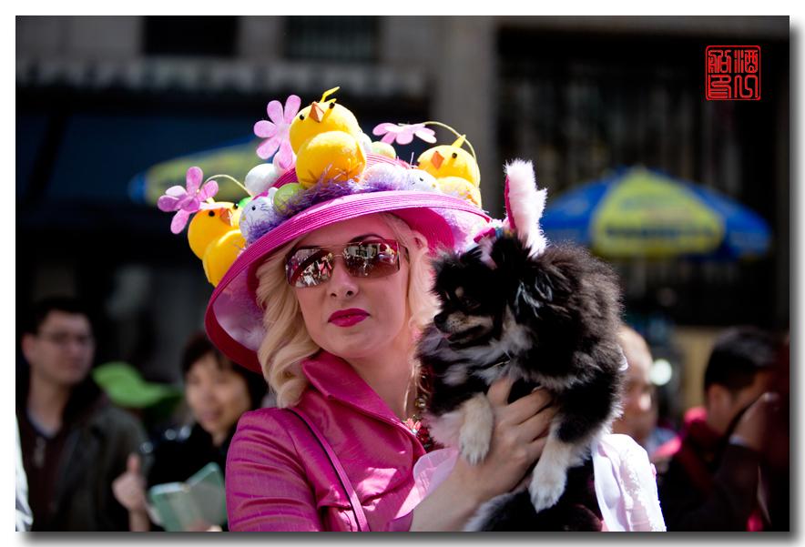 《酒一船》:纽约复活节的甜蜜微笑_图1-27