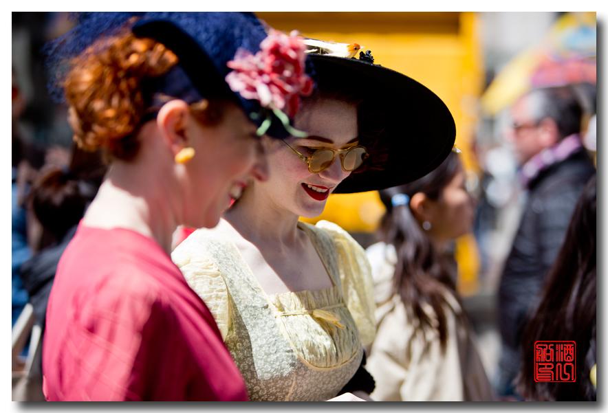 《酒一船》:纽约复活节的甜蜜微笑_图1-29