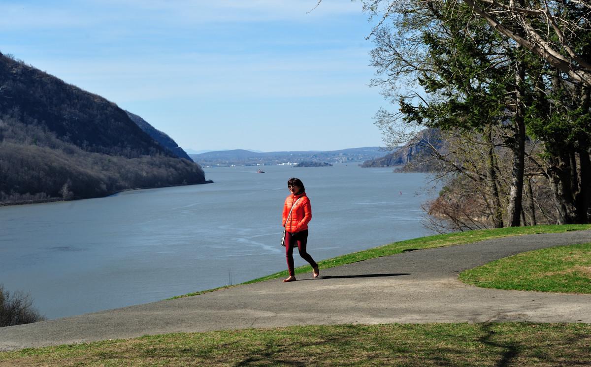 踏青哈德逊河 Hudson River 沿岸_图1-49