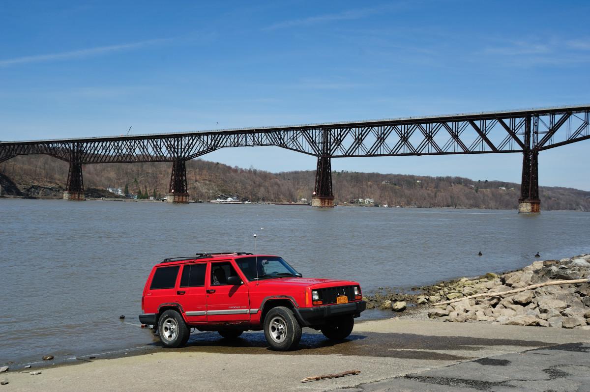 踏青哈德逊河 Hudson River 沿岸_图1-66