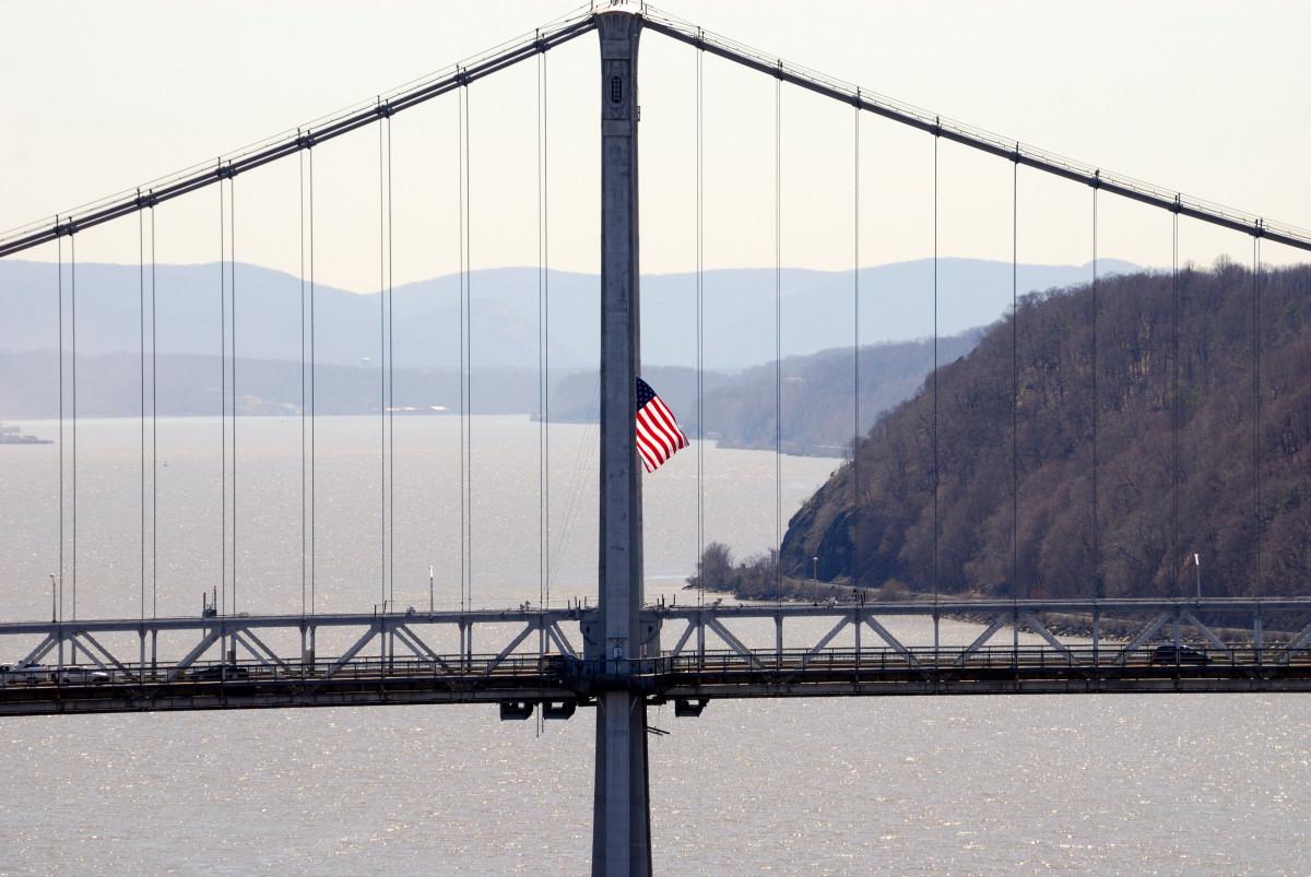 踏青哈德逊河 Hudson River 沿岸_图1-73