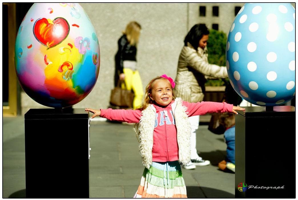 纽约复活节彩蛋