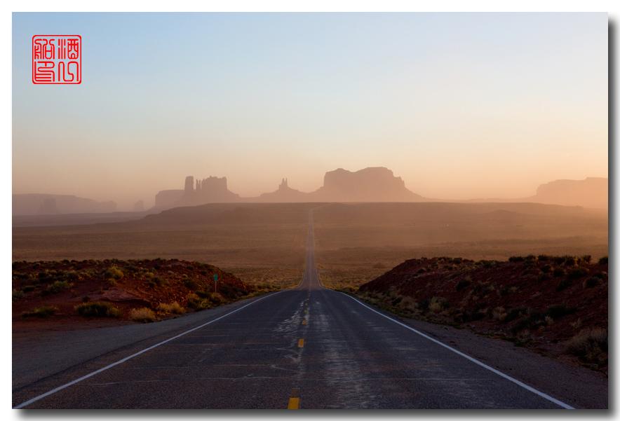 《酒一船》:大漠黄沙碑谷地 - 西行大环圈之一_图3-1