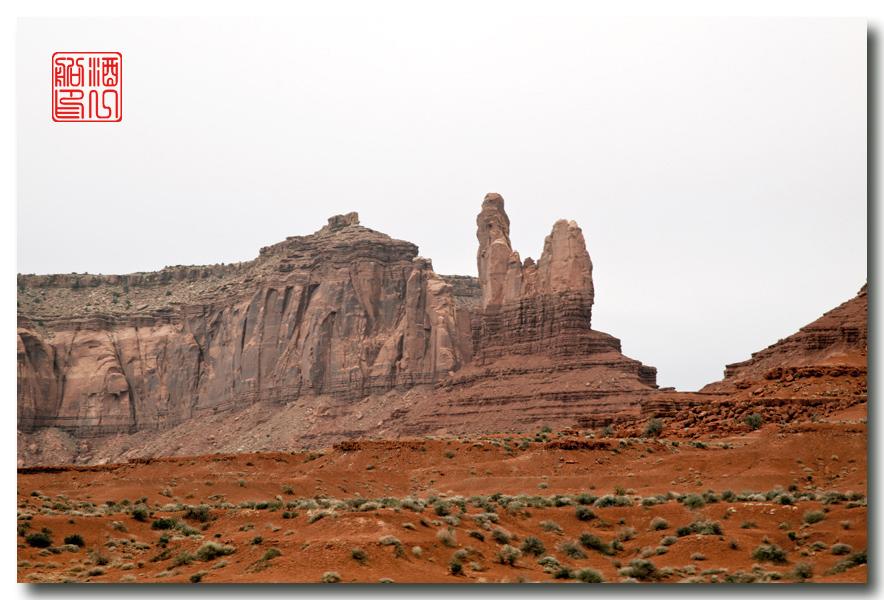 《酒一船》:大漠黄沙碑谷地 - 西行大环圈之一_图3-10