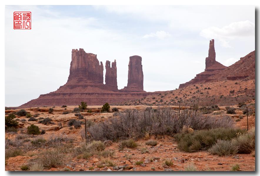 《酒一船》:大漠黄沙碑谷地 - 西行大环圈之一_图3-12
