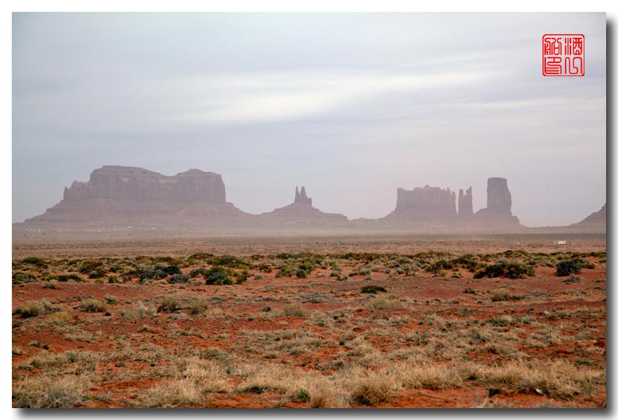 《酒一船》:大漠黄沙碑谷地 - 西行大环圈之一_图3-15