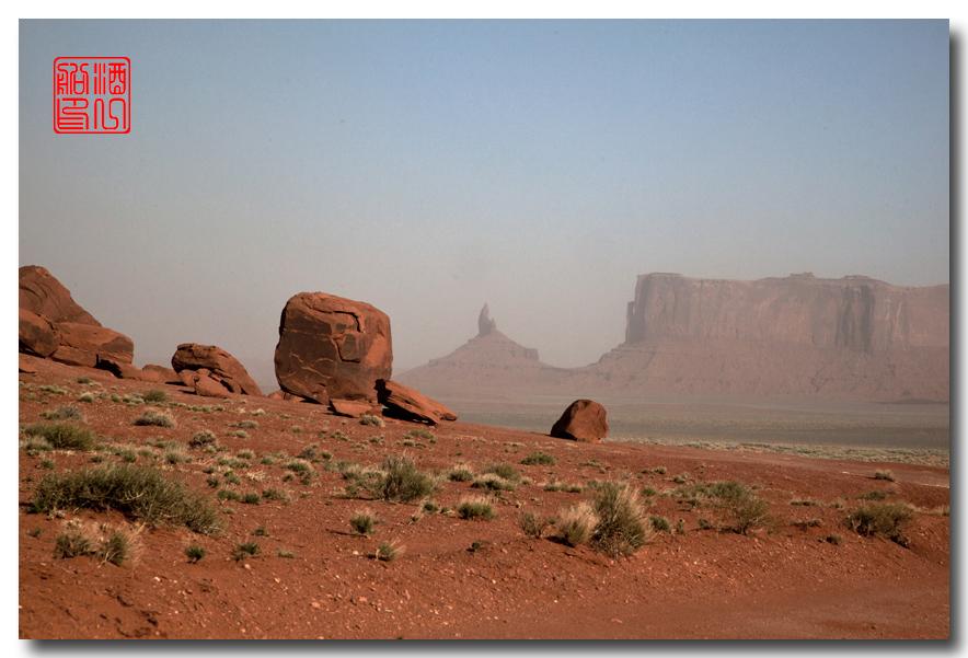 《酒一船》:大漠黄沙碑谷地 - 西行大环圈之一_图3-35