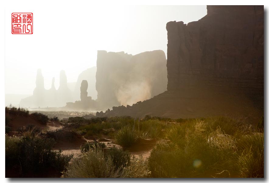 《酒一船》:大漠黄沙碑谷地 - 西行大环圈之一_图3-36