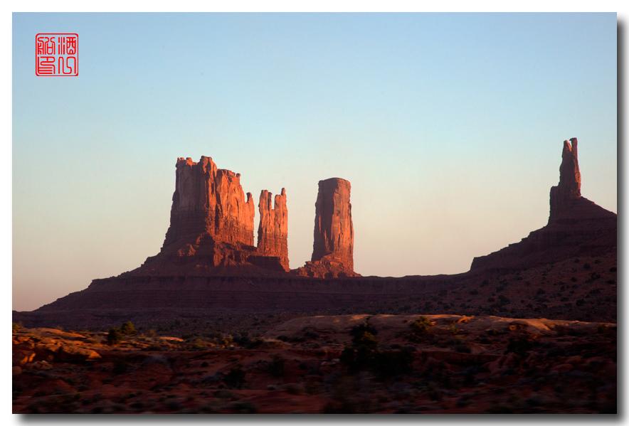 《酒一船》:大漠黄沙碑谷地 - 西行大环圈之一_图3-41