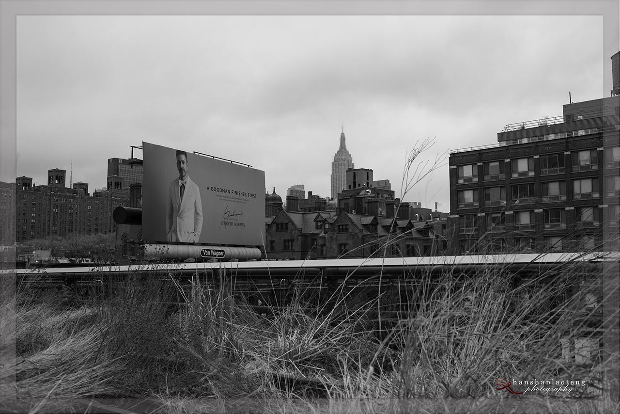 《淡入淡没》之九 纽约街头_图1-10