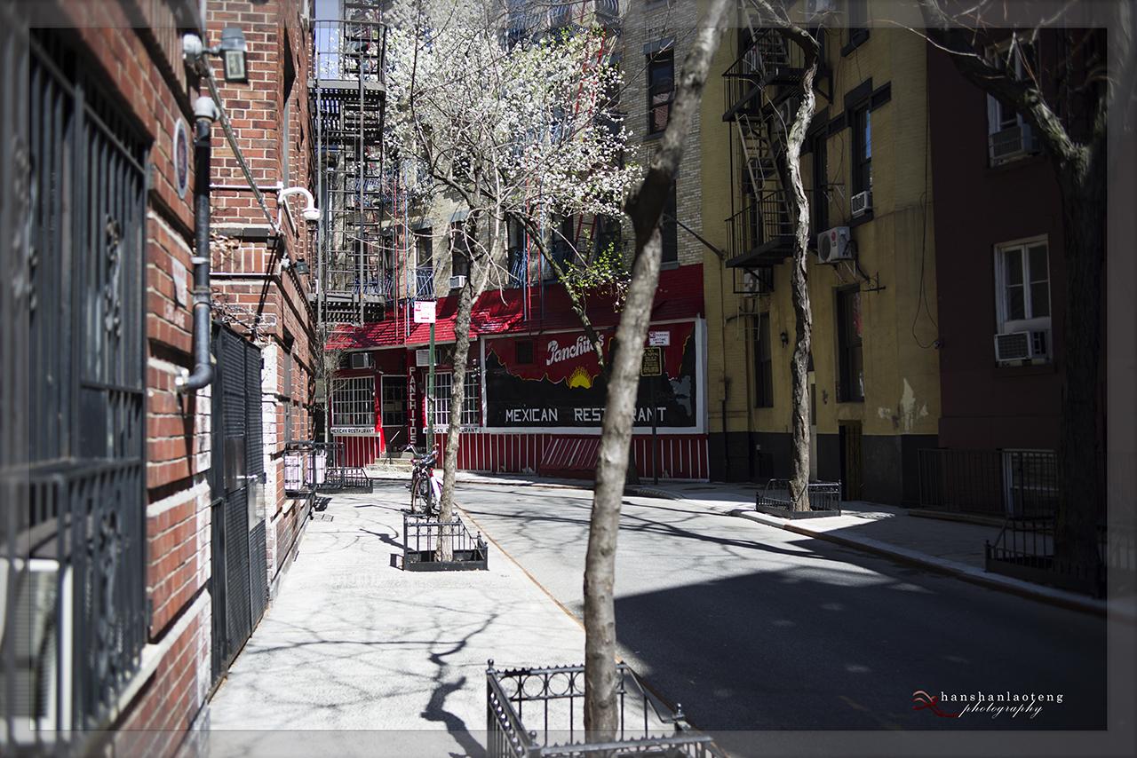 《淡入淡没》之九 纽约街头_图1-13