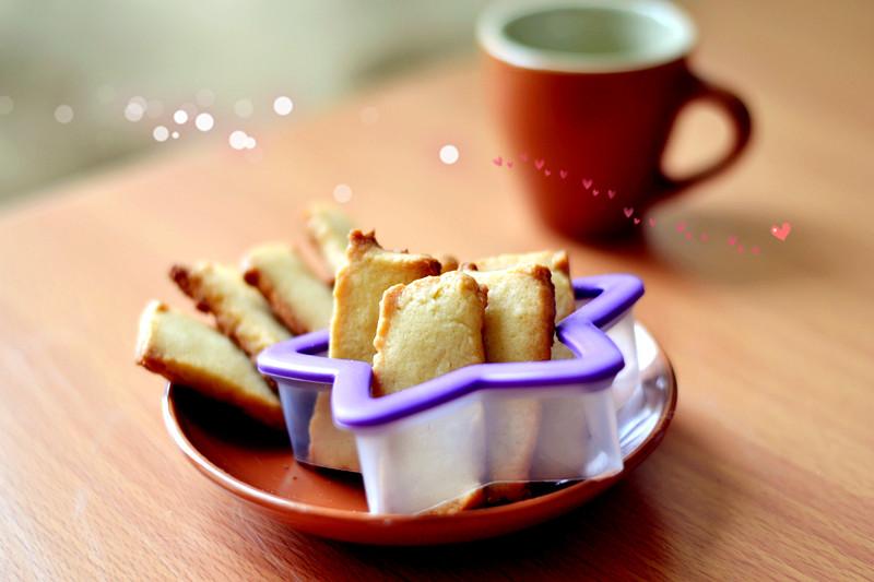 那叫一个酥啊!自制苏格兰奶油酥饼_图1-1