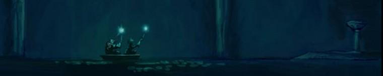 今又是《地河之流》_图1-1