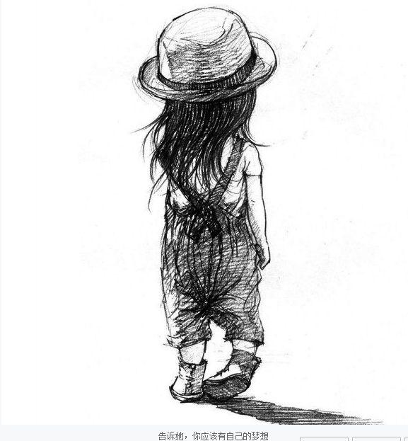 一个父亲画给女儿的画,好感动唷_图1-19