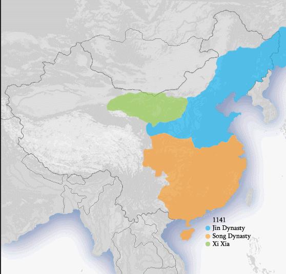 几千年来中国疆域版图的历史变迁_图1-8