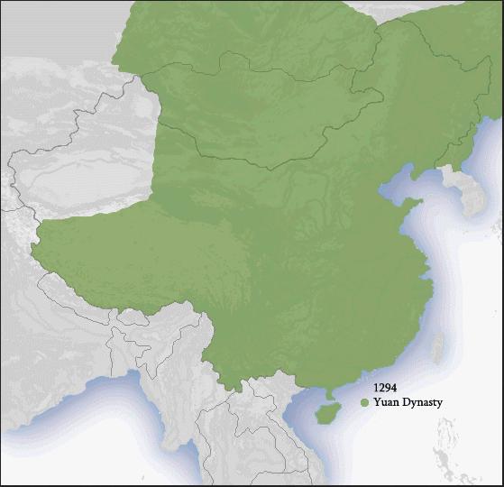 几千年来中国疆域版图的历史变迁_图1-9