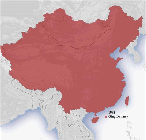 几千年来中国疆域版图的历史变迁_图1-11