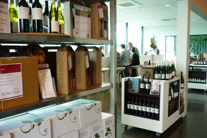 澳洲维省雅拉河谷酒庄----Oakridge_图1-15