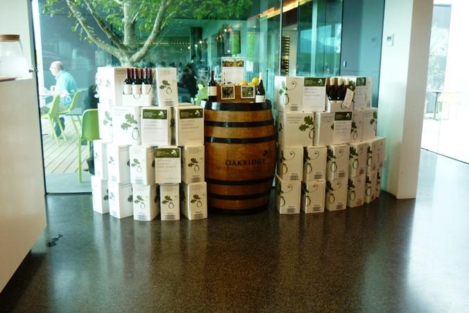 澳洲维省雅拉河谷酒庄----Oakridge_图1-16