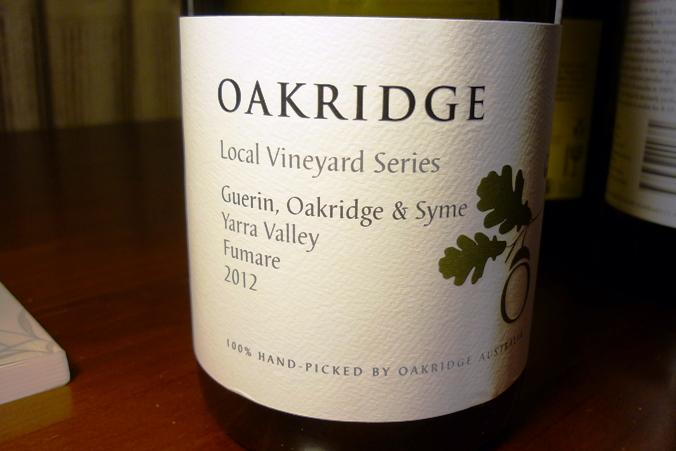 澳洲维省雅拉河谷酒庄----Oakridge_图1-19