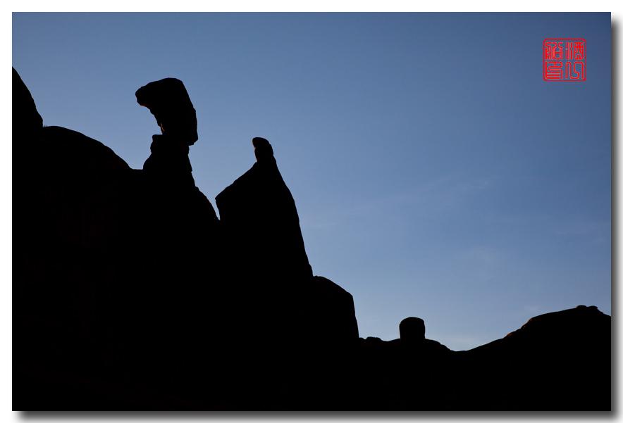 《酒一船》:拱门国家公园 - 西行大环圈之三_图1-35