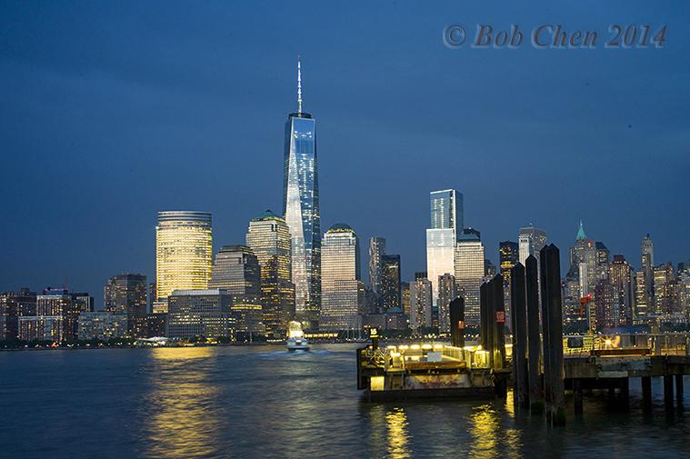 【海洋摄影】城市风光-纽约_图1-1