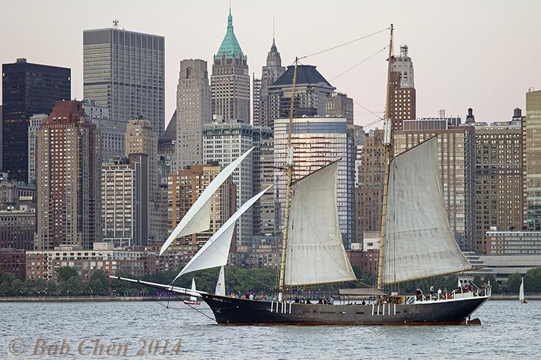 【海洋摄影】城市风光-纽约_图1-6