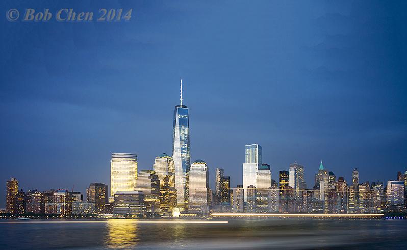 【海洋摄影】城市风光-纽约_图1-8