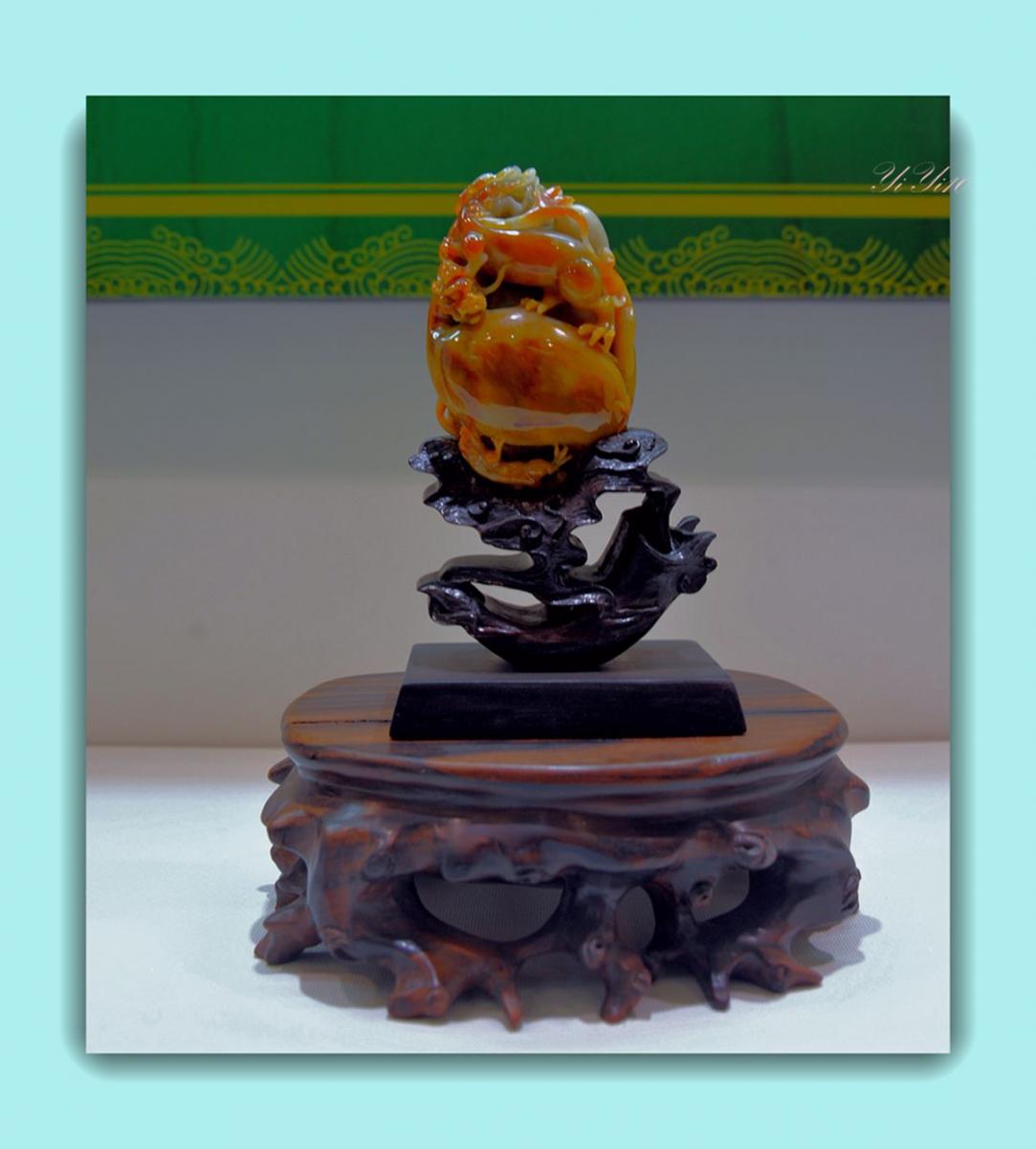 【原创】玉石雕刻(摄影)_图1-21