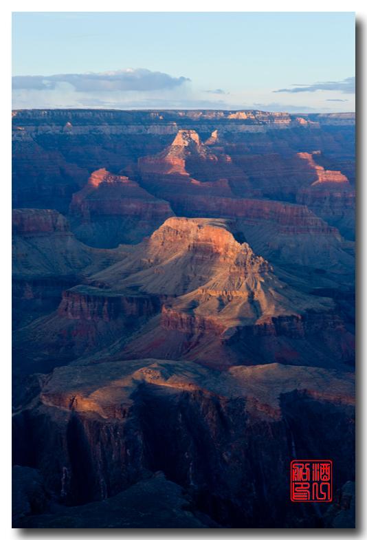 《酒一船》:大峡谷的阴晴雾雪晨昏 — 西行大环圈之四_图1-36