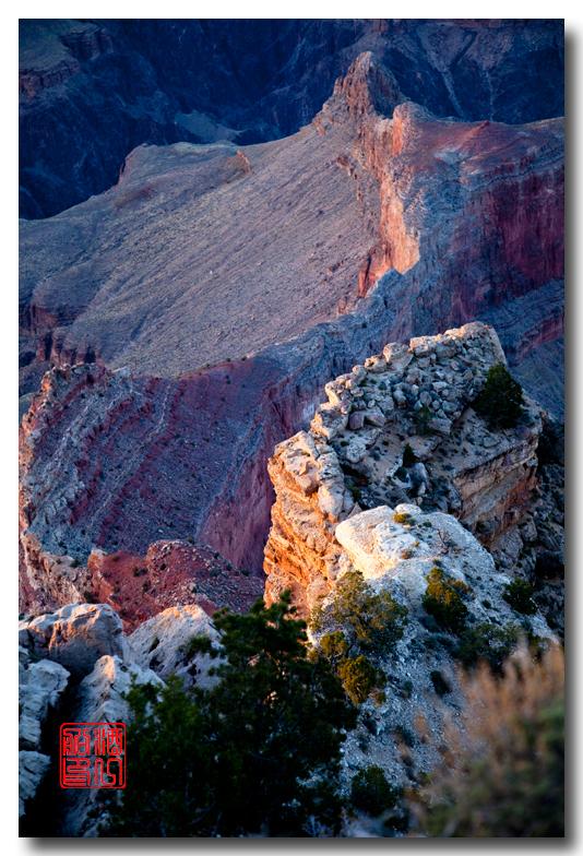 《酒一船》:大峡谷的阴晴雾雪晨昏 — 西行大环圈之四_图1-37