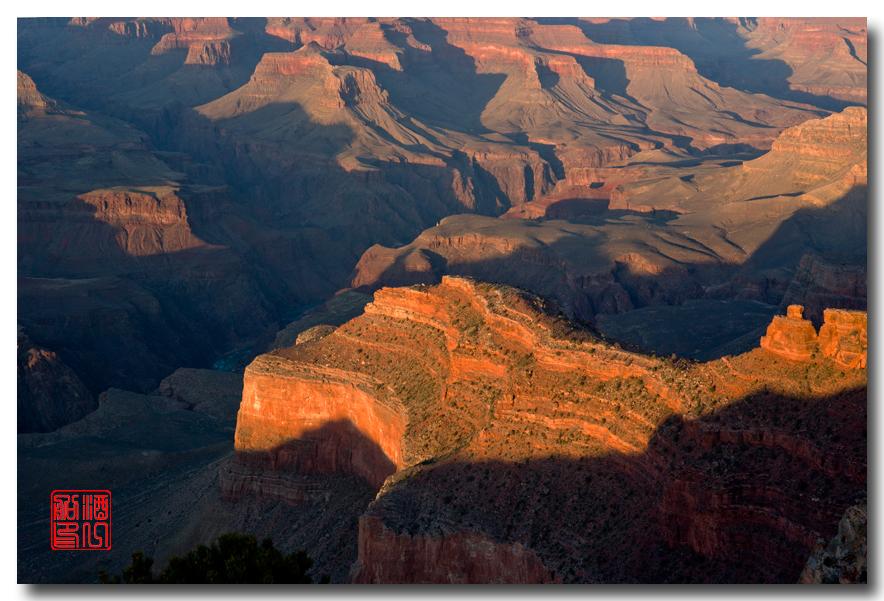 《酒一船》:大峡谷的阴晴雾雪晨昏 — 西行大环圈之四_图1-38