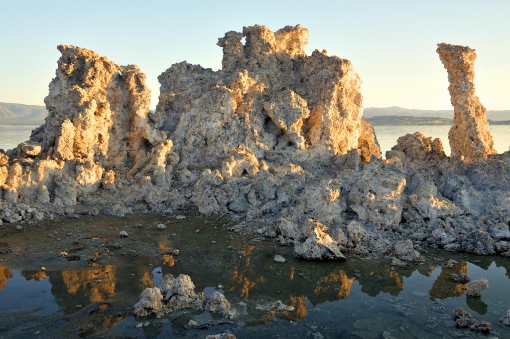 莫诺湖(Mono Lake)的尊容_图2-7