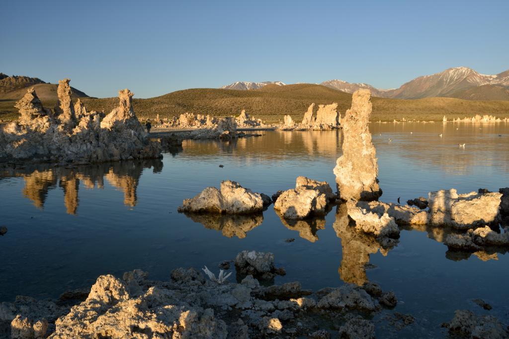 莫诺湖(Mono Lake)的尊容_图2-4