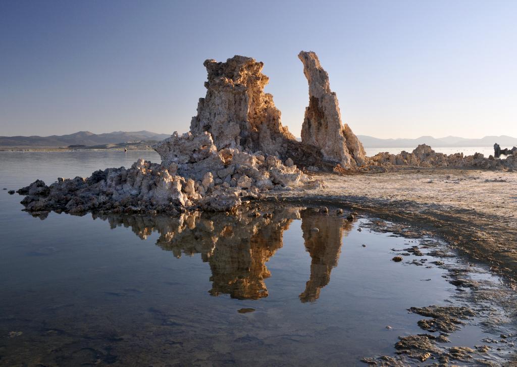 莫诺湖(Mono Lake)的尊容_图2-8