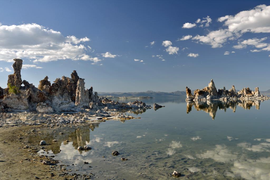 莫诺湖(Mono Lake)的尊容_图2-19