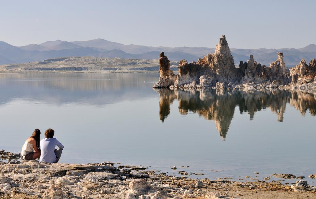 莫诺湖(Mono Lake)的尊容_图2-21