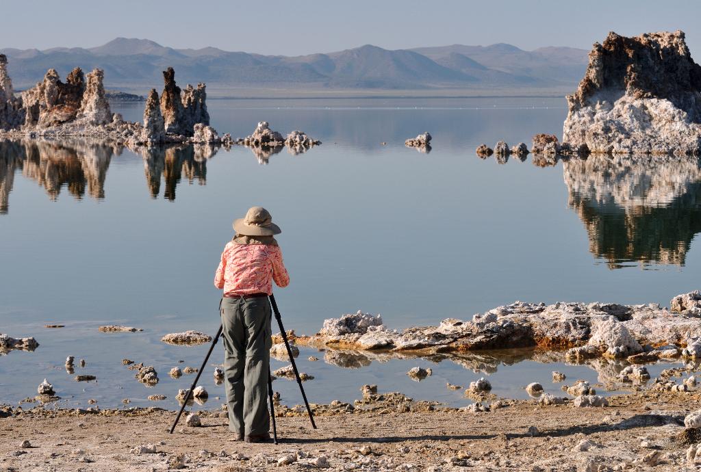 莫诺湖(Mono Lake)的尊容_图2-27