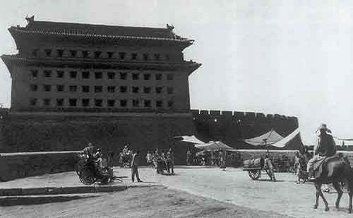 北京有多少座城门? - 海阔山遥 - .