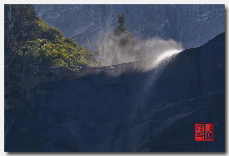 《酒一船》:优胜美地之水 — Vernal 瀑布_图1-3