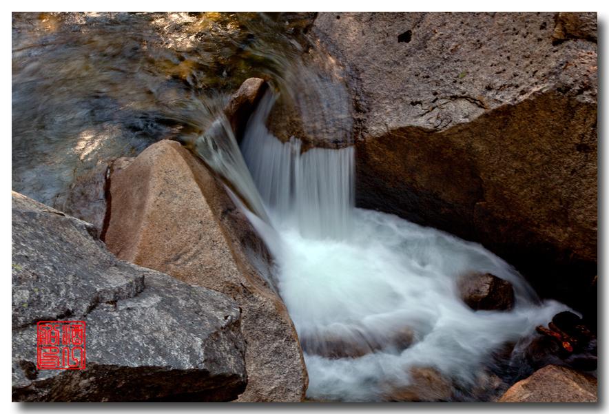 《酒一船》:优胜美地之水 — Vernal 瀑布_图1-7