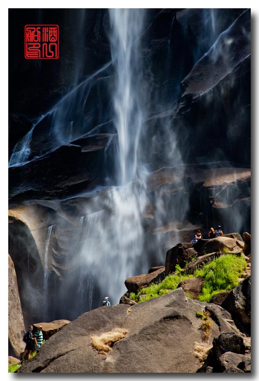 《酒一船》:优胜美地之水 — Vernal 瀑布_图1-16