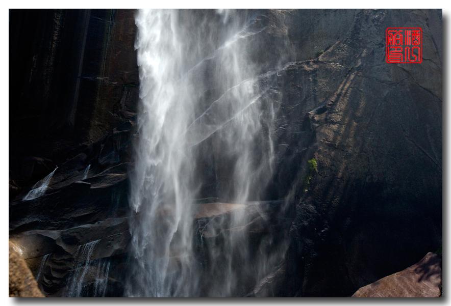 《酒一船》:优胜美地之水 — Vernal 瀑布_图1-21