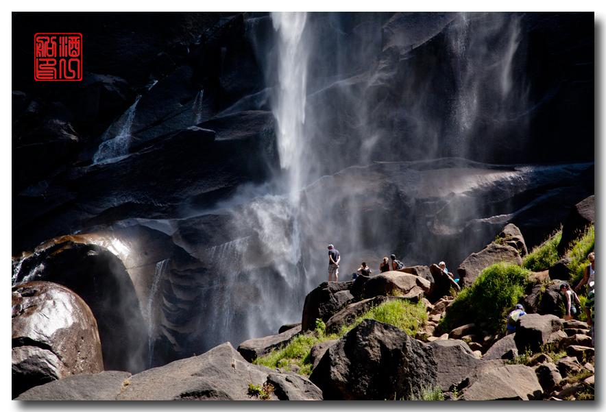 《酒一船》:优胜美地之水 — Vernal 瀑布_图1-20
