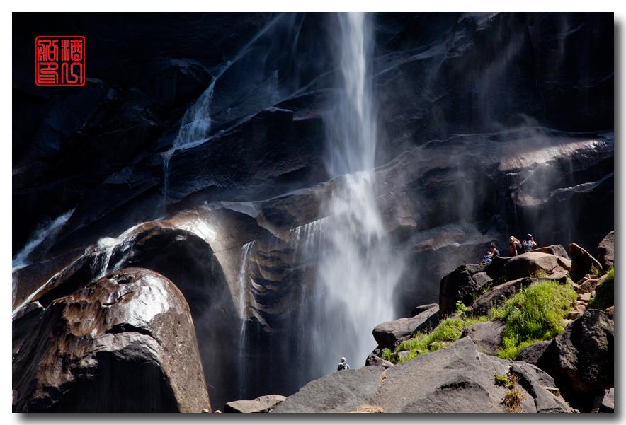 《酒一船》:优胜美地之水 — Vernal 瀑布_图1-22