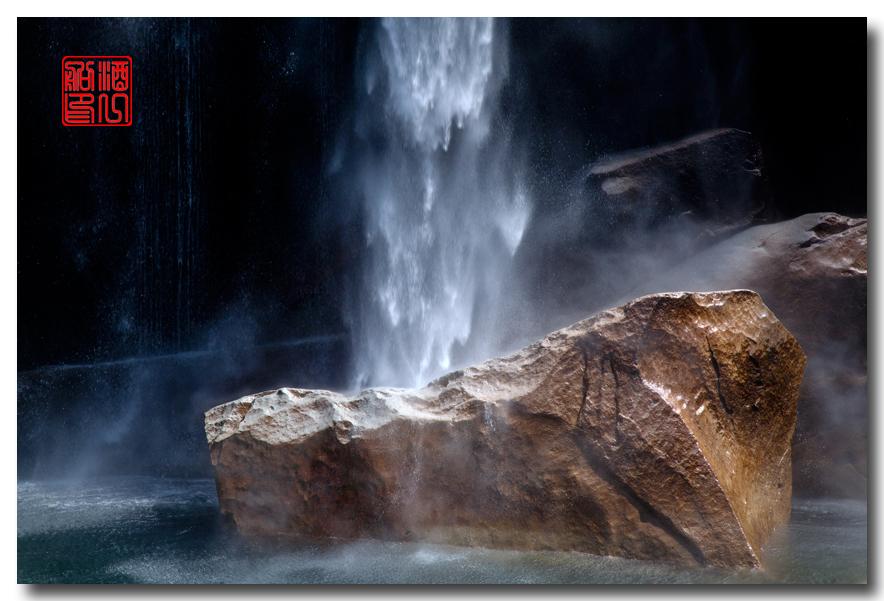 《酒一船》:优胜美地之水 — Vernal 瀑布_图1-24